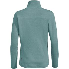 VAUDE Valua Fleece Jacket Women nickel green